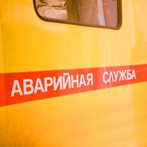 Аварийные службы Верхнебаканского