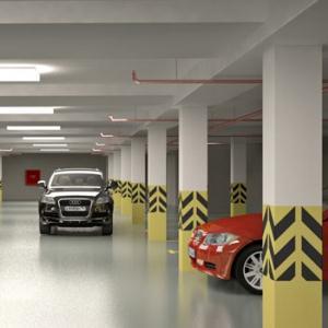 Автостоянки, паркинги Верхнебаканского