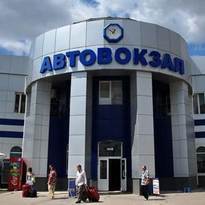 Автовокзалы Верхнебаканского