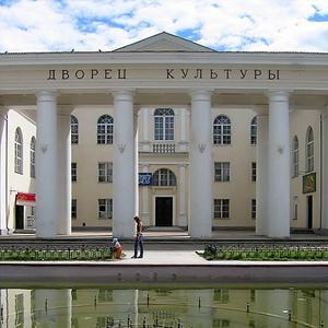 Дворцы и дома культуры Верхнебаканского