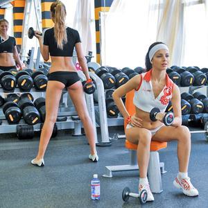 Фитнес-клубы Верхнебаканского