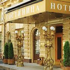 Гостиницы Верхнебаканского