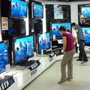 Магазины электроники Верхнебаканского