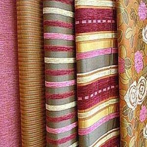 Магазины ткани Верхнебаканского