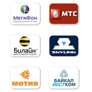 Операторы сотовой связи Верхнебаканского