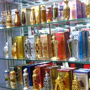 Парфюмерные магазины Верхнебаканского