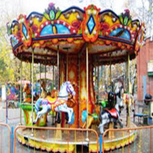 Парки культуры и отдыха Верхнебаканского