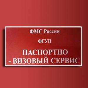 Паспортно-визовые службы Верхнебаканского