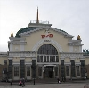 Железнодорожные вокзалы в Верхнебаканском