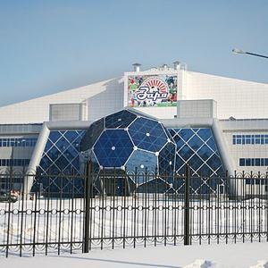 Спортивные комплексы Верхнебаканского