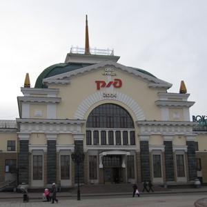 Железнодорожные вокзалы Верхнебаканского